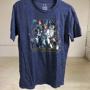 Gap Star Wars May The Force Be With You tee